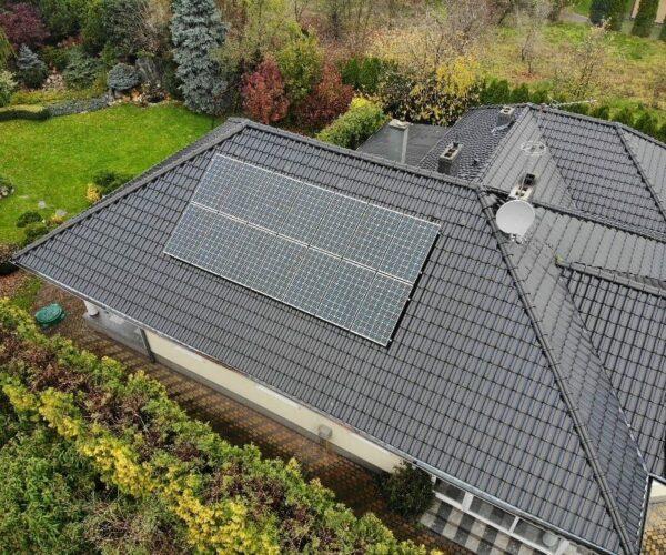 Instalacja Lisi Ogon 4,34 kWp