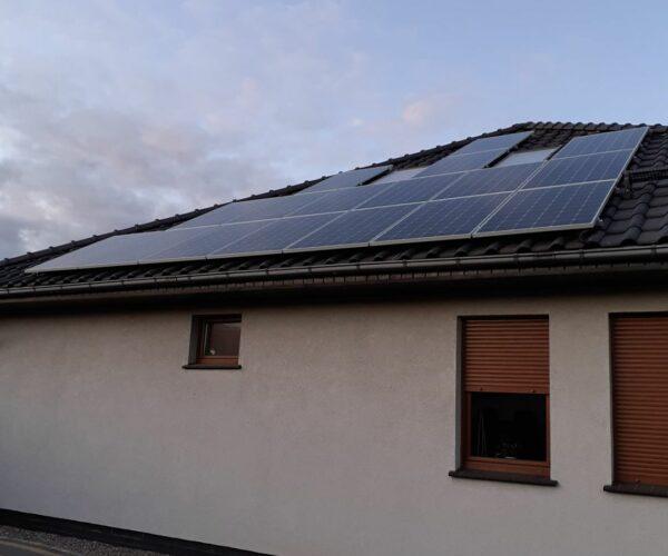 Instalacja w miejscowości Łochowo 5,27 kWp
