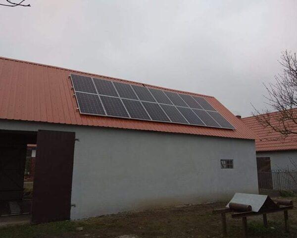 witalisów 4,96 kWp